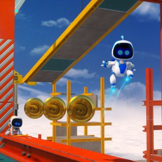 Astro Bot Rescue Mission Chantier