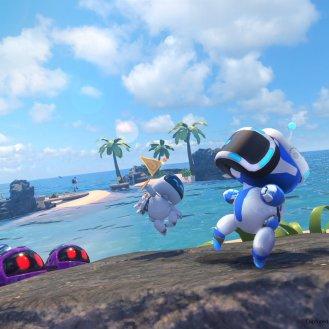 Astro Bot Rescue Mission Eau