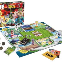 Check Out The New Board Game CLUE: DRAGON BALL Z