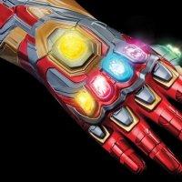Marvel Legends AVENGERS: ENDGAME Nano Gauntlet Prop Replica