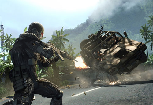 Crysis to Require a Monster PC