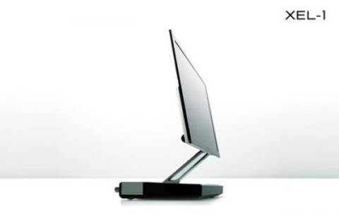 Sony XEL-1 OLED Display