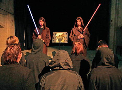 Welcome to the Jedi Church