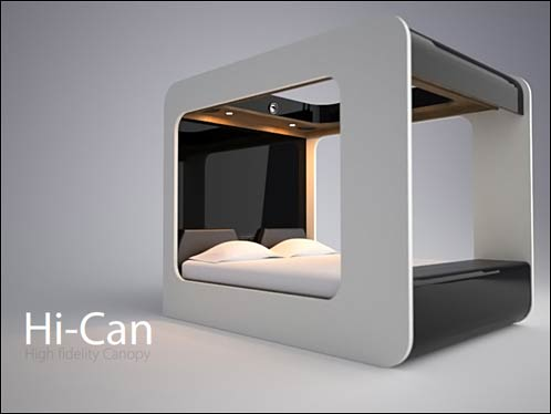Hi-Can fidelity canopy