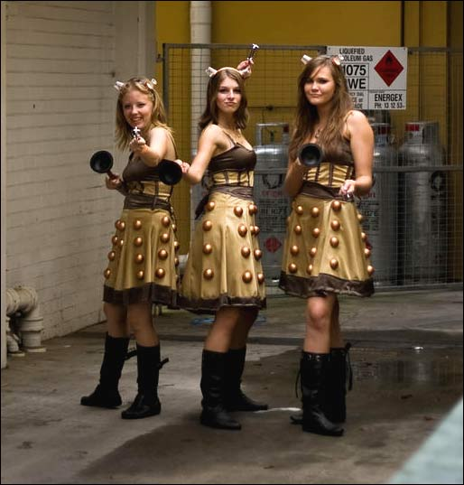 Dalek Girls