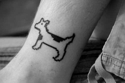 Dogcow Tattoo