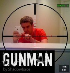 Gunman iPhone App