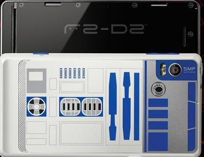 Star Wars fans get the ultimate phone