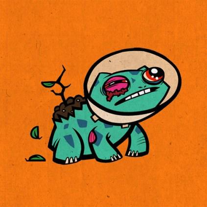 Bulbasaur - Bulba-beaten