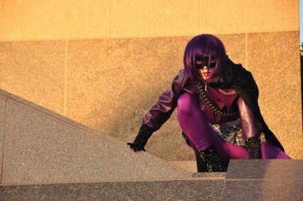 Brittini as Hitgirl