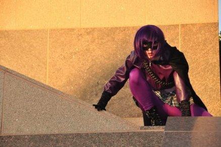Brittini as Hitgirl
