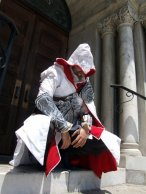 Deanna as Ezio (Assassin's Creed) - Oh, and yes, Deanna is a lady ;)