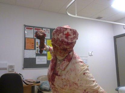 mel-silent-hill-nurse-hospital