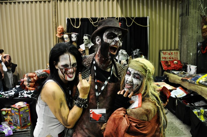 Brain Starved Zombies - These guys were hilarious!