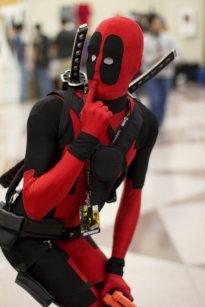 Deadpool (New York Comic Con 2011)