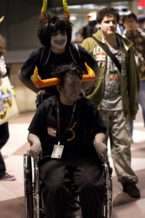 Homestuck (New York Comic Con 2011)