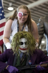 The Joker (New York Comic Con 2011)