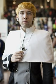 Justin Law from Soul Eater (New York Comic Con 2011)