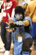 Sub Zero (New York Comic Con 2011)