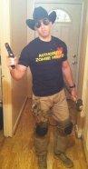 Mitchell - Zombie Hunter