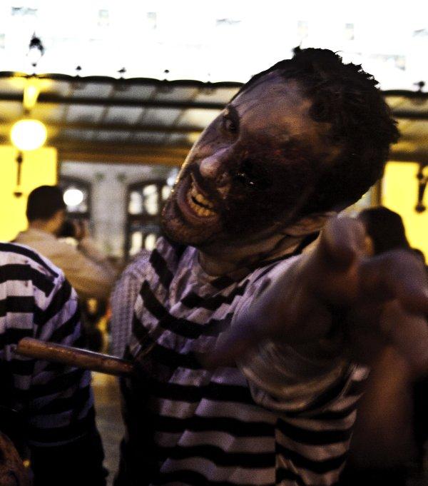 Yago the Zombie