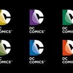 New DC Comics Logos