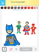 Drawsome Batman-Alone