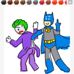 Drawsome Batman-Wedgie