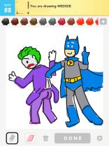 Drawsome Batman-Wedgie