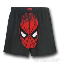 New Superhero Boxers - Spiderman
