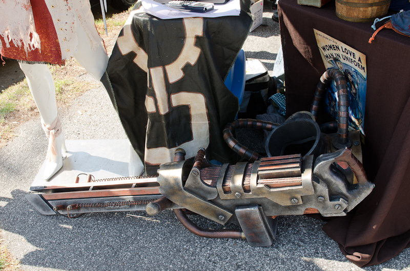 Remnant Guard gun at S.T.E.A.M.Fest; photo by Betwixt