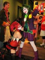 Lady Joker and Harley