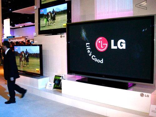 LCD sales take a tumble