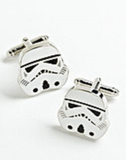 Storm Trooper Cufflinks!