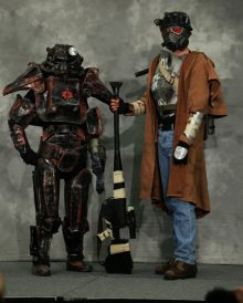 Fallout: New Vegas - SDCC 2012 - Bill Watters