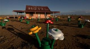 LEGO Forest Broken Hill 1