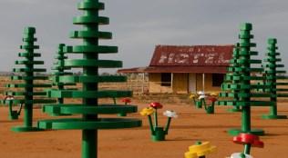LEGO Forest Broken Hill 4