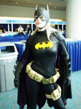 Batgirl - SDCC 2012 - Aggressive Comix