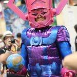 Galactus - SDCC 2012 - Pat Loika