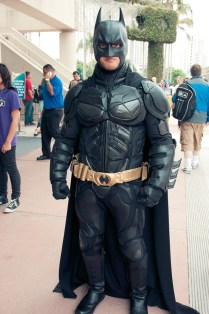 Batman - Hayley Sargent - SDCC 2012