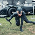 Catwoman - SDCC 2012 - Hayley Sargent