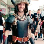 Dovahkiin -  Hayley Sargent - San Diego Comic-Con 2012