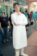 Dr. Horrible - Hayley Sargent - SDCC 2012