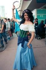 Esmeralda - Hayley Sargent - SDCC 2012