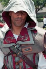 Ezio Auditore - Hayley Sargent - San Diego Comic-Con 2012