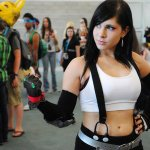Tifa Lockhart Cosplay @ Anime Expo - Picture by Jeriaska (CC)