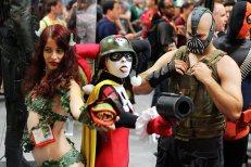 Gotham Villains - SDCC 2012 - Pat Loika
