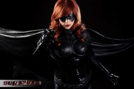 I'm Batgirl (Alexia Jean Grey) - Superhero Photography