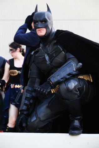 Batman @ Dragon Con 2012