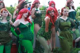 A Bouquet of Poison Ivy @ Dragon Con 2012